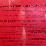 Up your frozen custard knowledge.