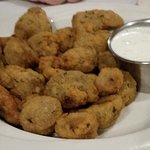 Fresh Breaded Mushrooms