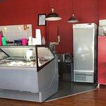 Ice cream bar Hollywood Cafe