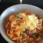 Very tasty pasta