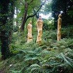 Broomhill Art Hotel Sculpture Garden
