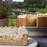 Am Wochenende gibt es bis zu 30 Kuchen - lecker!