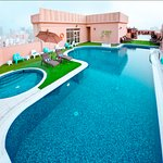 Corp Executive Hotel Doha Suites Foto