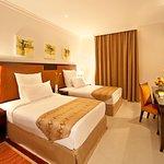 Twin Bed Room Suite!