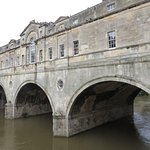 Pulteney Bridge over the Avon