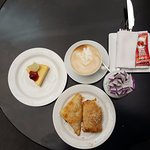 Coffee and pastries for 1