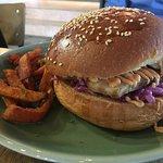 Prok Belly Burger