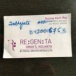 Regenta Orko's Kolkata by Royal Orchid Hotels Ltd Foto