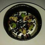 Another Amuse Bouche - cauliflower dish