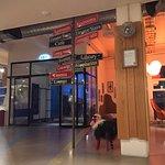 Lobby of Icelandair Marina Hotel