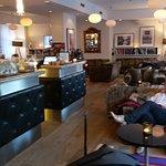 Reception / Bar area