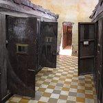 Tuol-Sleng-Genozid-Museum Foto