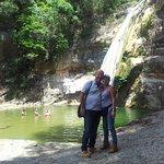 Un día en Cascadas Espejillos. Piscina natural para pasar un día de dscanso con la familia.