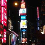 Foto di Night Times Square