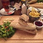 Festive sandwich 🎅🏼🎄