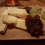 Seriously - a Cheese board! You are taking the mickey!