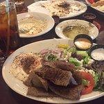 Dinner - Gyro Platter