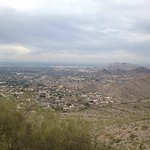 Highest peak in Phoenix. Hard challenging trail! Loved it!