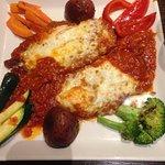 Delicious Chicken Parmigiana
