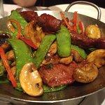 Hunan Shredded Beef