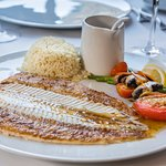 Our signature dish: the Dover sole meunière