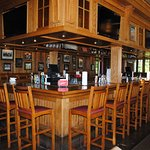 Bar is great for work happy hours or family get togethers, 20 beers on tap!