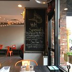 Thailand -Modern Eatery- a great addition to Providence's Atwells Ave.!