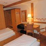 Standard double room #212