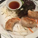 Grilled Dumplings, yummy!!!
