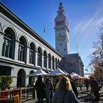 Ferry Building Marketplace Foto