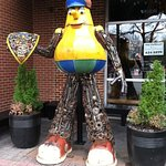 The Mellow Mushroom in Chattanooga - A Great Place for a Great Pizza!