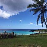 Photo de Anakena Beach