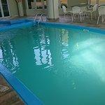 piscina aquecida