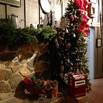 Cracker Barrel, Holyoke, MA - Festive Decorations