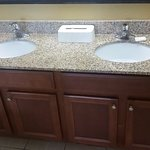 master bath double sink