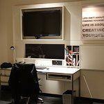 Great office area in the room