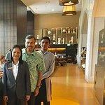 With Sudarsana & Srikanth