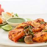 Mouthwatering paneer chilly