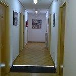 room corridor area