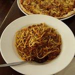 Sloppy spaghetti