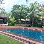 Lovely pools at Melati Beach