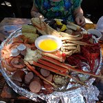 The Captain Crab's Sampler for two!!