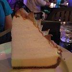 Key lime pie at Blue Heaven