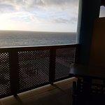 Balcony of Room 525