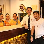 The Staff at the hotel. They made my stay very memorable