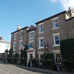 The White Rose Hotel, Askrigg