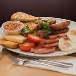 The Victoria Inn Big Cornish Breakfast