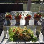 Vue Restaurant Foto