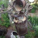 Ausgefallene Ideen im schönen Garten