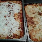 This homemade Lasagna made the italian way